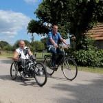 fietsen met een beperking